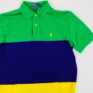 Polo Ralph Lauren Vintage Early 90s Color Block